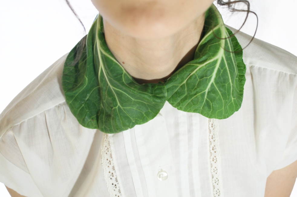 *green collard